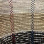 Randig matta